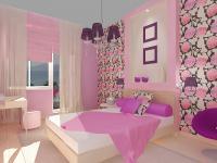 Спальня (со входа)