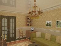 Гостиная (с окна)