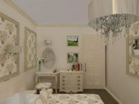 "Спальня ""Луговые цветы"""