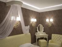 спальня 2, вид на косметический столик